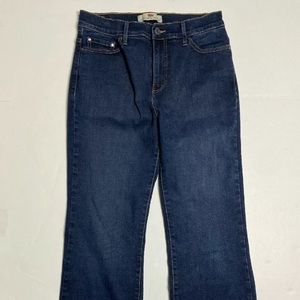 Levis 512 Size 10 Perfectly Slimming Jeans Bootcut